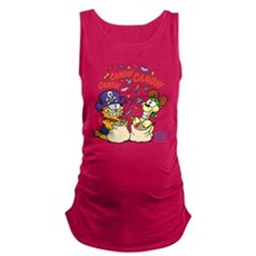 Candy! Candy! Candy! Maternity Tank Top