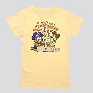Candy! Candy! Candy! Girl's Tee