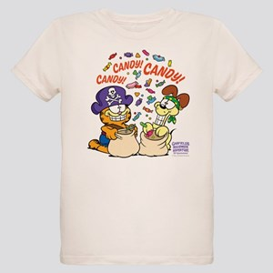 Candy! Candy! Candy! Kids Organic T-Shirt