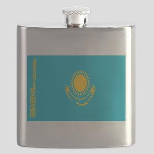 Kazakhstan Flask