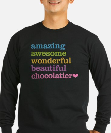 Amazing Chocolatier Long Sleeve T-Shirt