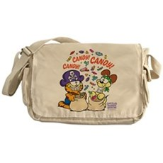 Candy! Candy! Candy! Messenger Bag