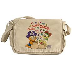 Candy! Candy! Candy! Messenger Bag