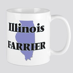 Illinois Farrier Mugs