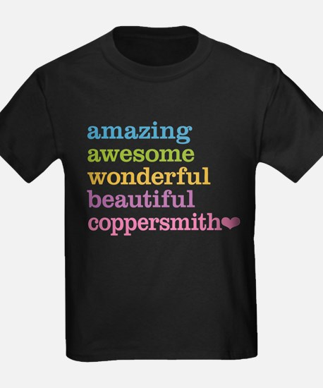 Amazing Coppersmith T-Shirt