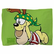 Candy! Candy! Candy! Odie Pillow Sham