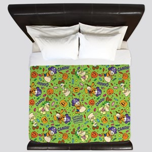 Candy! Candy! Candy! King Duvet