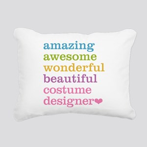Amazing Costume Designer Rectangular Canvas Pillow