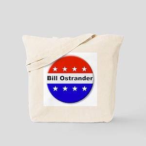 Vote Bill Ostrander Tote Bag