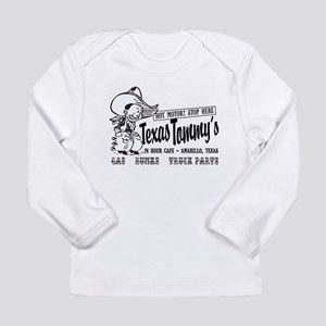 Texas Tommy's Truck Stop, Amar Long Sleeve T-Shirt
