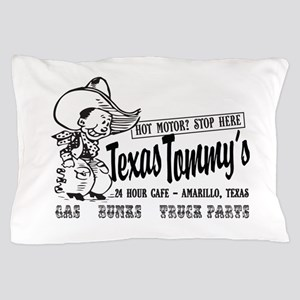 Texas Tommy's Truck Stop, Amarillo, TE Pillow Case