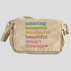 Amazing Design Director Messenger Bag