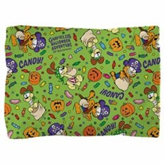 Candy! Candy! Candy! Pattern Pillow Sham
