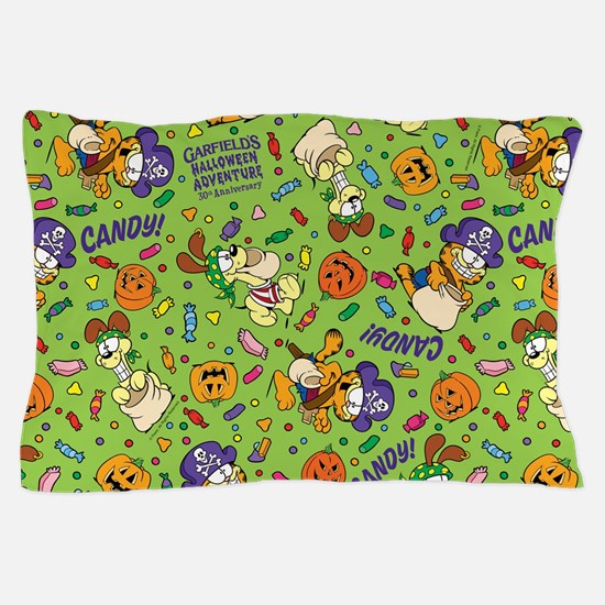 Candy! Candy! Candy! Pattern Pillow Case