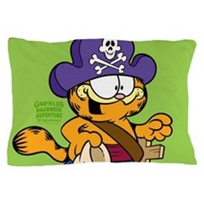 Candy! Candy! Candy! Garfield Pillow Case