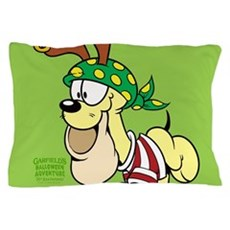 Candy! Candy! Candy! Odie Pillow Case
