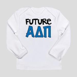 Alpha Delta Pi Future Long Sleeve Infant T-Shirt