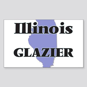 Illinois Glazier Sticker