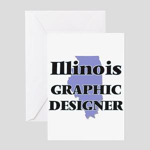 Illinois Graphic Designer Greeting Cards