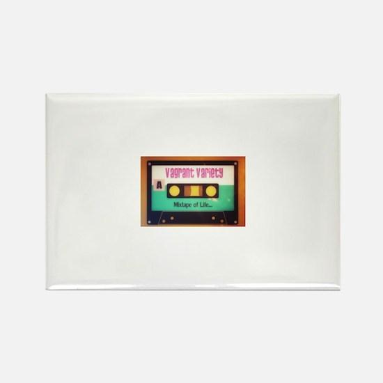 Vagrant Variety Mixtape Magnets