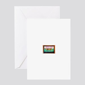 Vagrant Variety Mixtape Greeting Cards