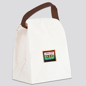 Vagrant Variety Mixtape Canvas Lunch Bag