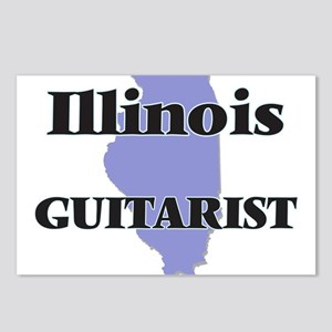 Illinois Guitarist Postcards (Package of 8)