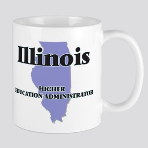 Illinois Higher Education Administrator Mugs