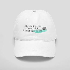 Curling Slogan Cap