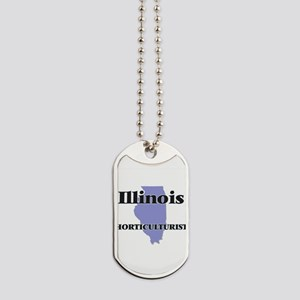 Illinois Horticulturist Dog Tags