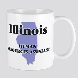 Illinois Human Resources Assistant Mugs
