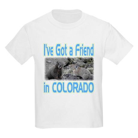 I've ( You've ) Got a friend Kids Light T-Shirt