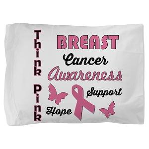 Childhood Cancer Awareness Pillow Sham