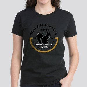 Black Squirrels Matter Iowa T-Shirt