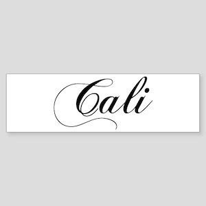 Cali Bumper Sticker