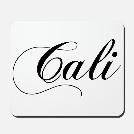 Cali Mousepad