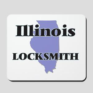Illinois Locksmith Mousepad