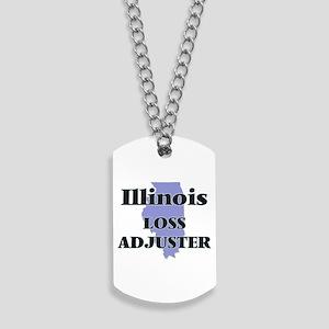 Illinois Loss Adjuster Dog Tags