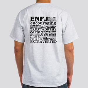Enfj Teacher Myers-Briggs Personality Type T-Shirt