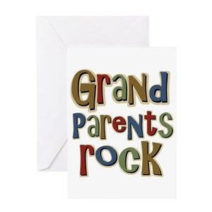 Grandparents day greeting cards cafepress m4hsunfo