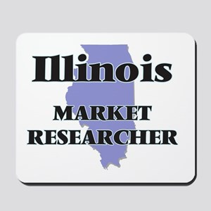 Illinois Market Researcher Mousepad