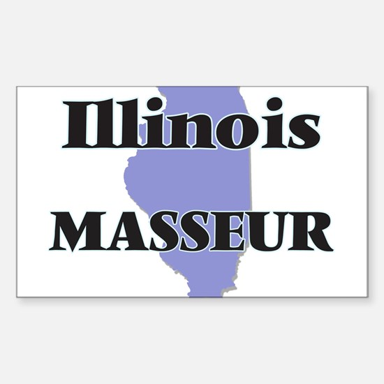 Illinois Masseur Decal