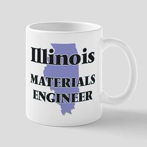 Illinois Materials Engineer Mugs