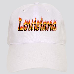 Louisiana Flame Baseball Cap
