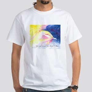 Rumi Dream Messages T-Shirt