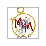 M2M Logo Sticker