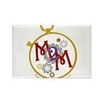 M2M Logo Magnets