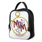 M2M Logo Neoprene Lunch Bag