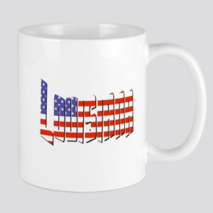 Patriotic Louisiana Mugs