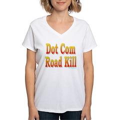 Dot Com Road Kill Shirt